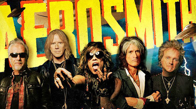 Buy Aerosmith Posters