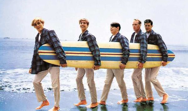 Buy The Beach Boys Posters