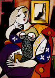 Famous Artist Pablo Picasso Paintings