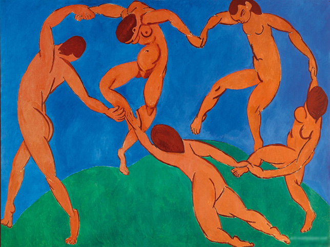 Henri Matisse The Dance