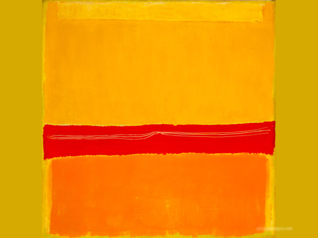 Mark Rothko Number 5