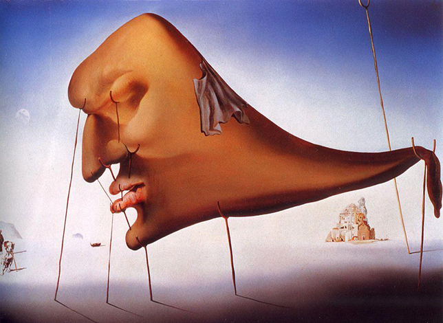 salvador dali brief biography